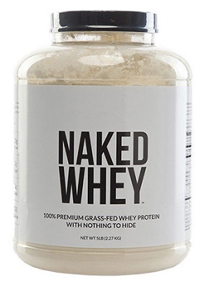 Grass Fed Whey Protein from Naked Nutrition