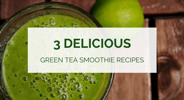 Green tea smoothie recipes