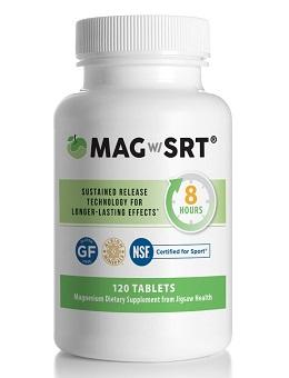 Best magneskium supplement: Jigsaw Health