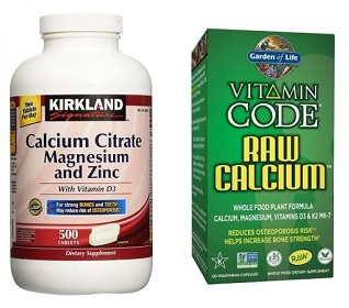Best Calcium Supplements (Choose the Right Type) | Healthy Food Tribe