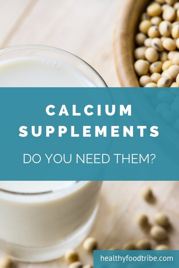 Best calcium supplements (buying guide)