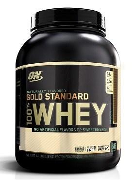 Best all natural whey protein powder: Optimum Nutrition