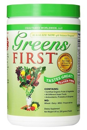 Greens First Green Powder