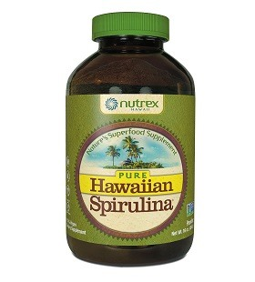 Best spirulina powder: Nutrex Hawaii