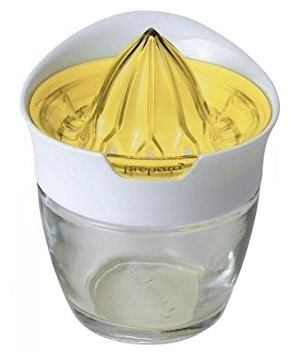 Prepara glass manual citrus juicer