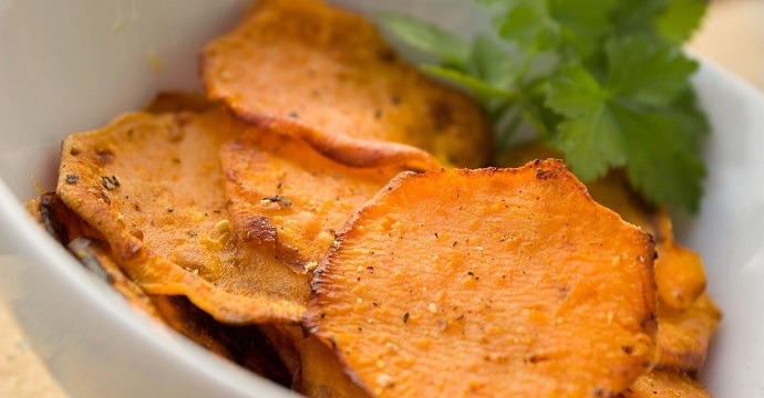 Sweet potato is an energy boosting food