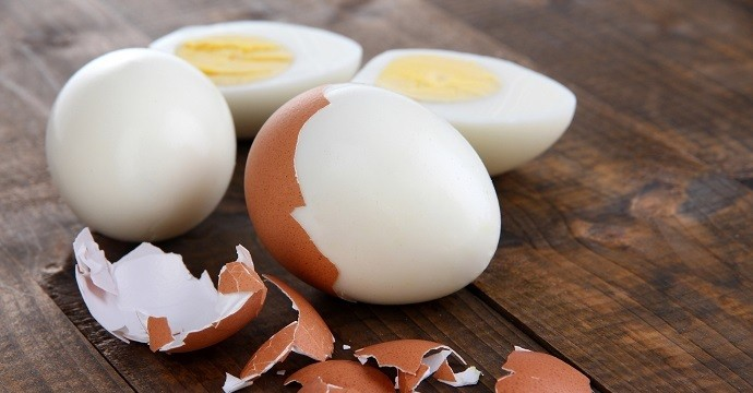 Eggs are a nutritious low-calorie food