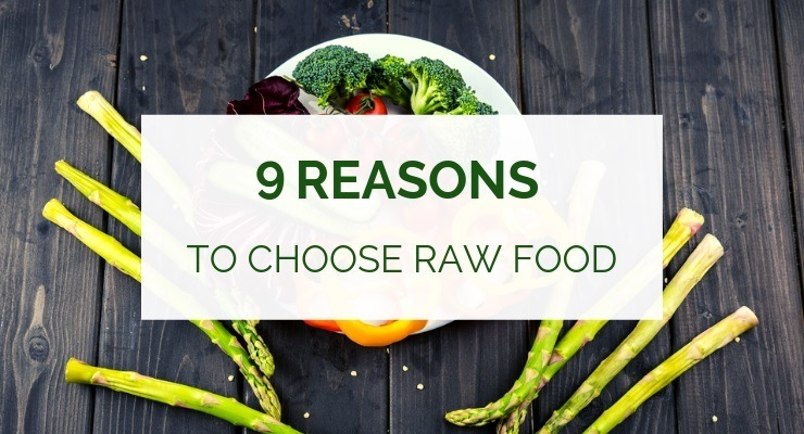 How raw food can change your life