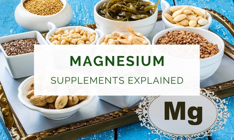 Best magnesium supplements and their benefits (buying guide)