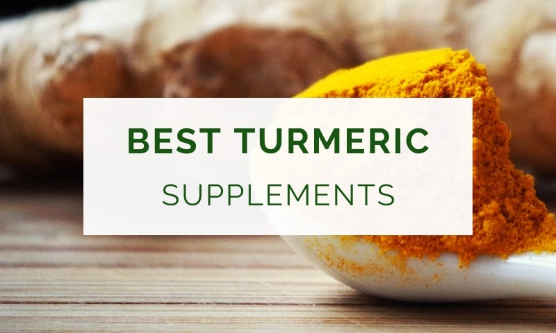 Best turmeric curcumin supplements (buying guide)