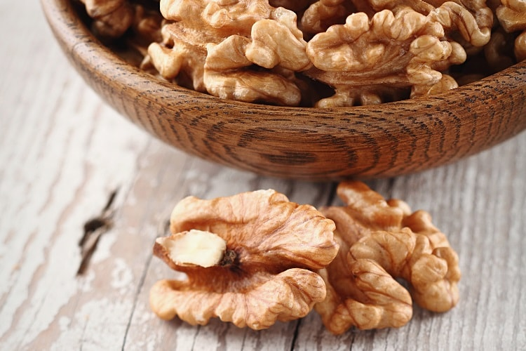 Nuts add protein to smoothies