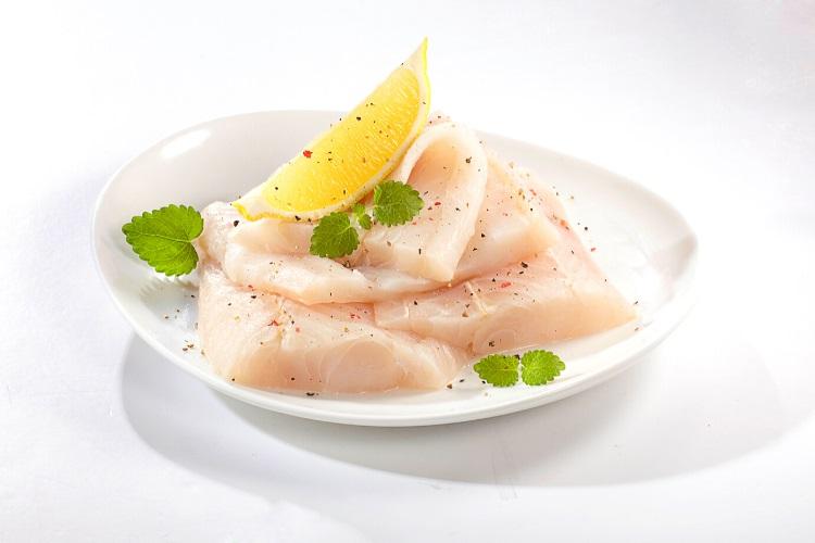 White fish dish