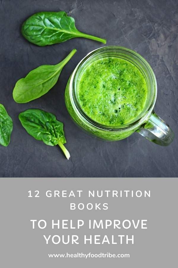 Best nutrition books to improve your health