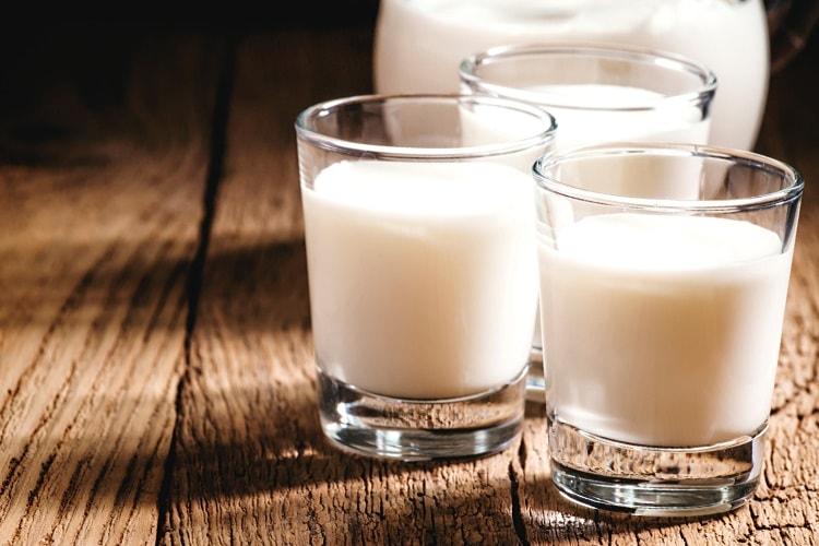 Goat milk health benefits