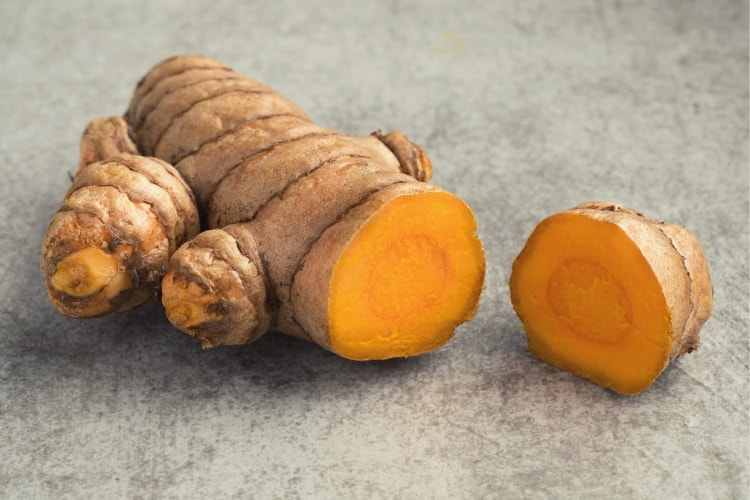 Turmeric as a smoothie add-in