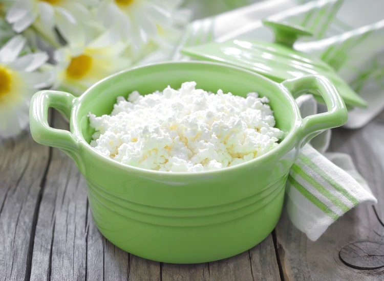 Cottage cheese makes your smoothie creamier