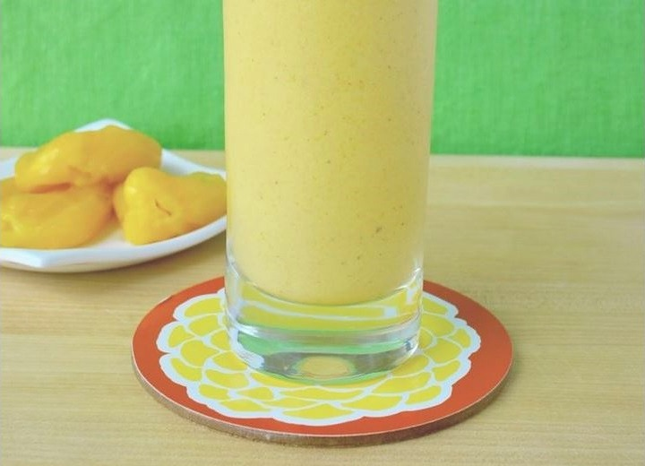 Refreshing jackfruit smoothie recipe