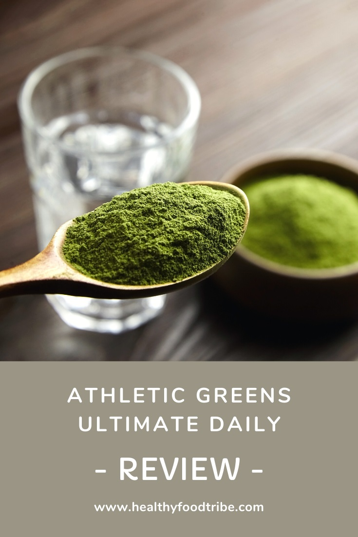 Review of Athletic Greens Ultimate Daily