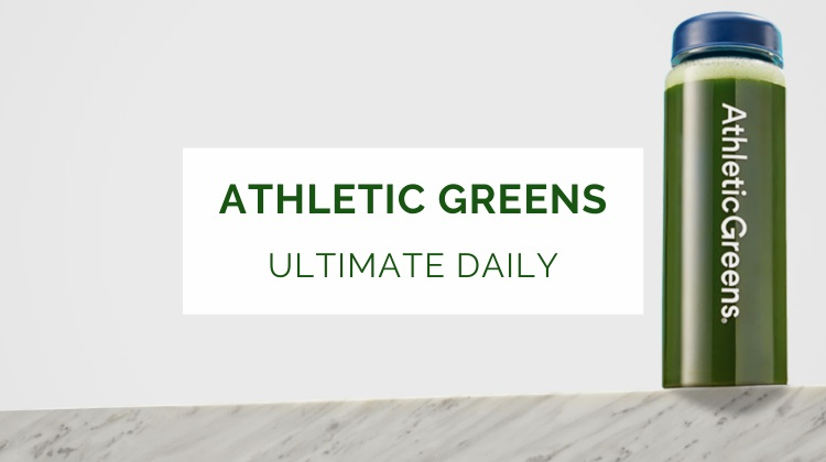Athletic Greens Ultimate Daily review