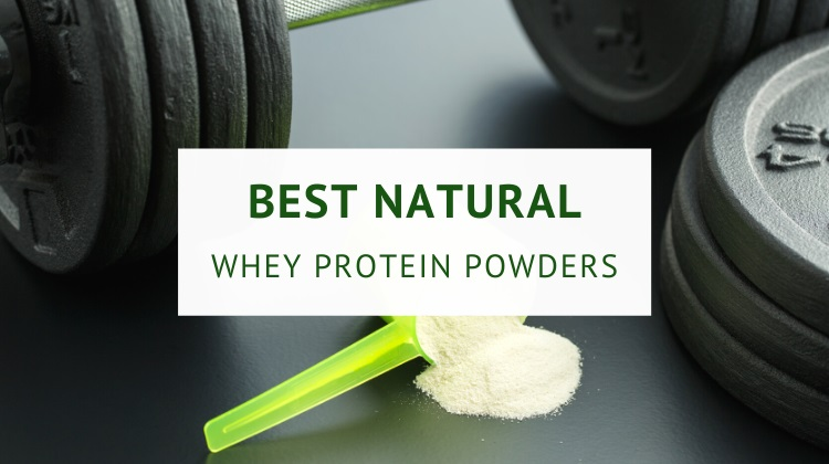 Best all natural whey protein powder supplements