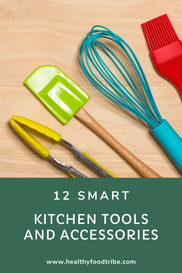 12 Smart kitchen tools and accessories