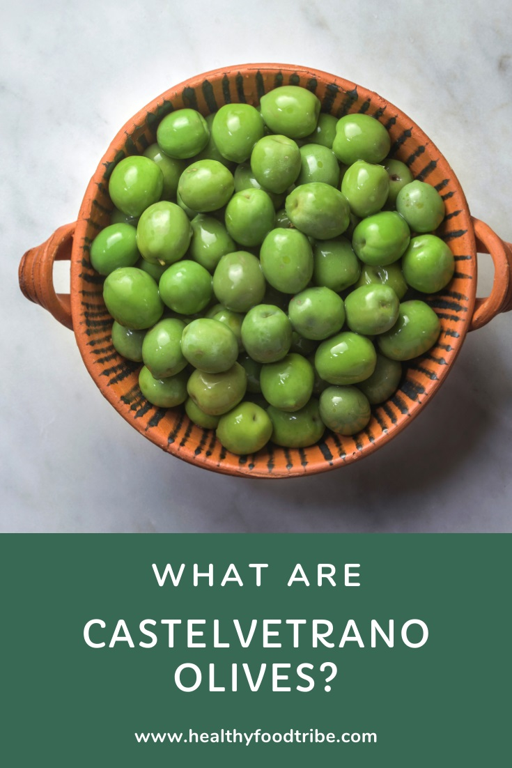 Discover Castelvetrano olives (nutrition and benefits)