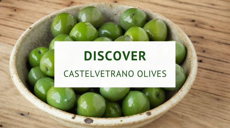 What are Castelvetrano olives