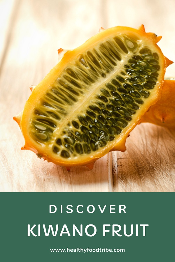 Discover the kiwano melon