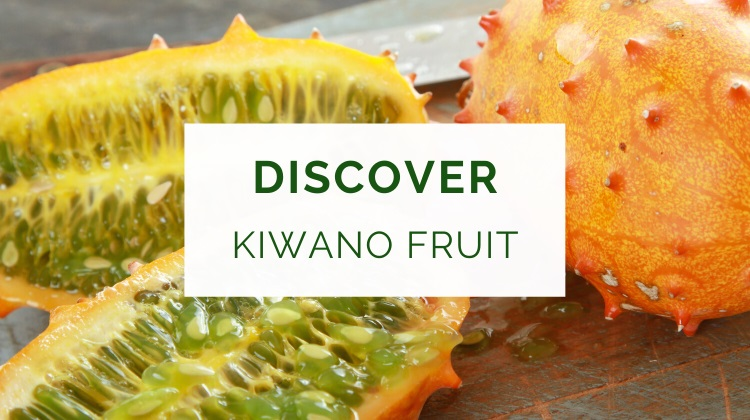 What is kiwano fruit (also known as horned melon)
