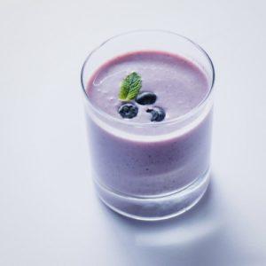 Dragon fruit blueberry smoothie recipe