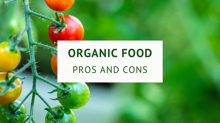 Benefits and disadvantages of organic food