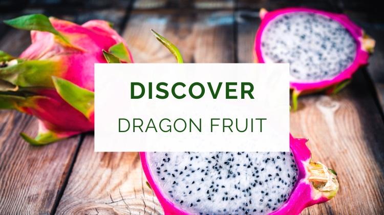 What is dragon fruit, aka pitaya?