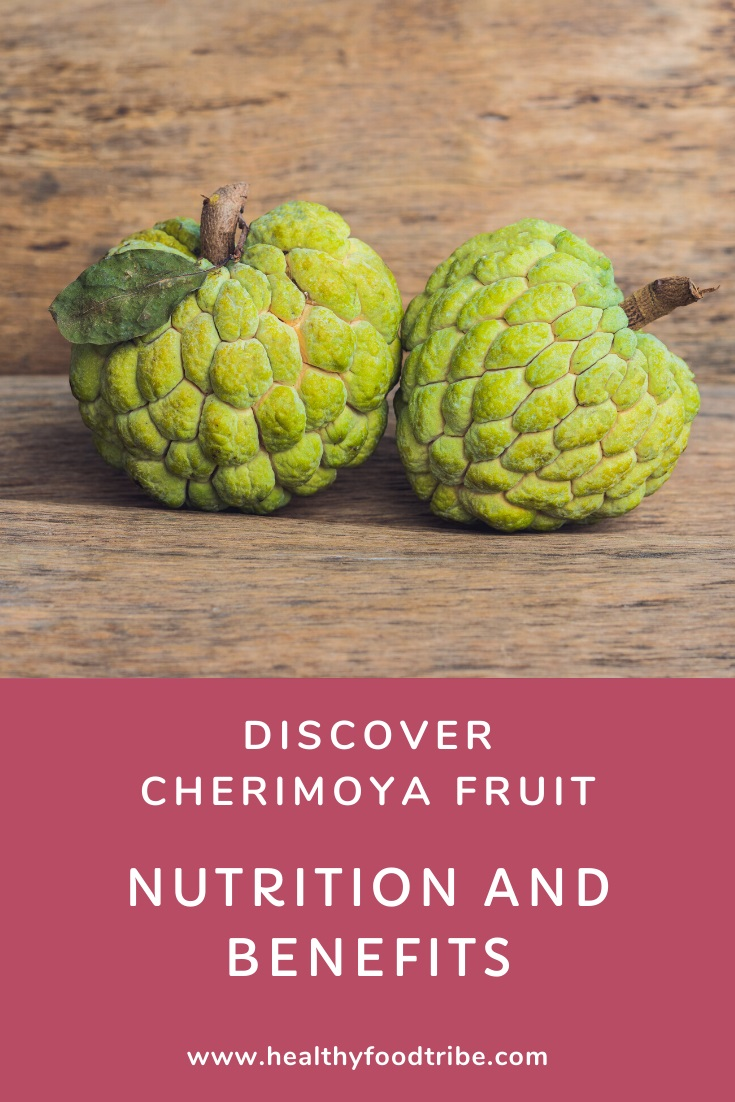 Discover cherimoya fruit (nutrition and benefits)