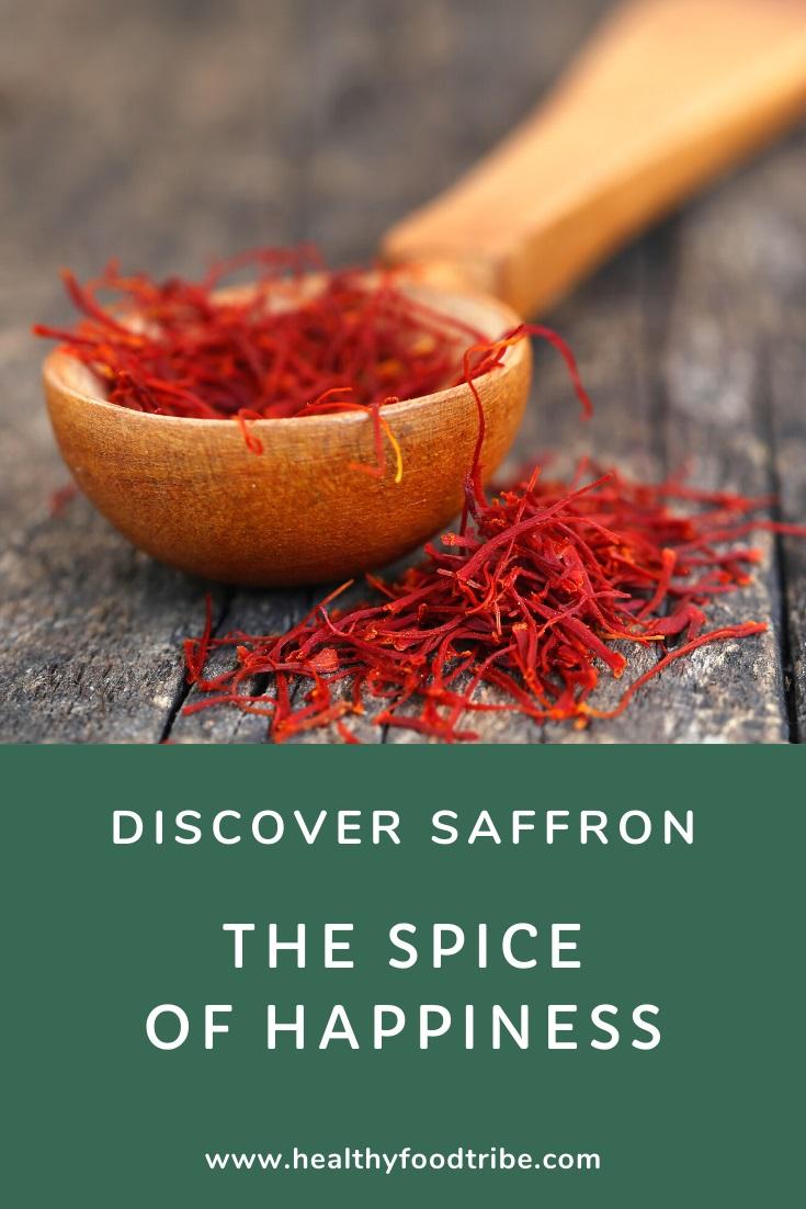 What is saffron (guide)