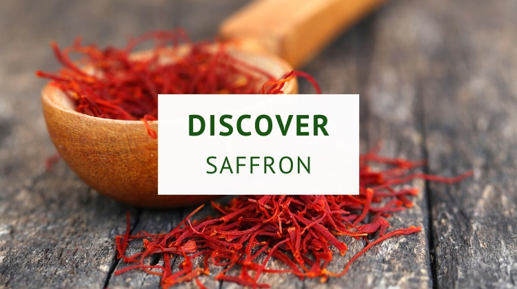 What is saffron? The spice of happiness